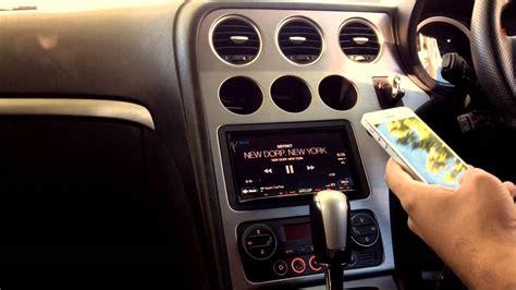 Apple Carplay In Alfa Romeo 159 Using Pioneer Avic-f60dab