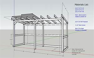 Wood Shed Roof Pitch