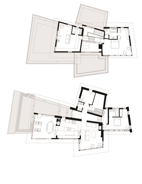 House Architecture Plans by Gallery Of Cliff House Altius Architecture Inc 18