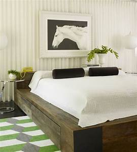 Lit Bois Massif Design : choisir le lit estrade parfait pour vous id es et astuces ~ Teatrodelosmanantiales.com Idées de Décoration