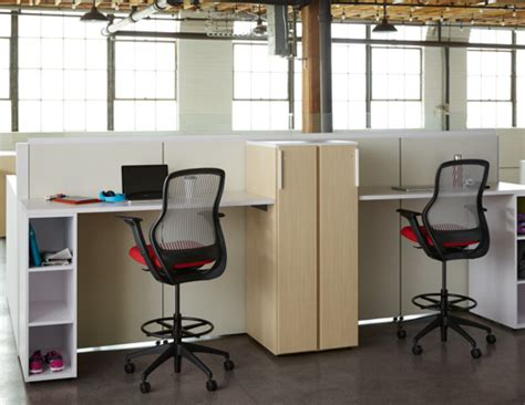 Knoll Regeneration High Task Chair by Regeneration By Knoll 174 Ergonomic High Task Chair