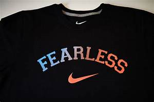 Nike FEARLESS T-Shirts - FEARLESS Bookstore  Fearless