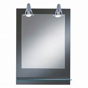 Spiegel 40 X 50 : kristall form lichtspiegel pierre 50 x 70 cm glasablage energieeffizienzklasse a bis e ~ Bigdaddyawards.com Haus und Dekorationen