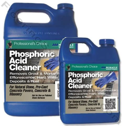 Miracle Sealants Phosphoric Acid Cleaner by