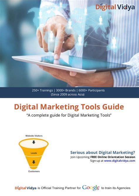 digital marketing tools top 10 digital marketing tools
