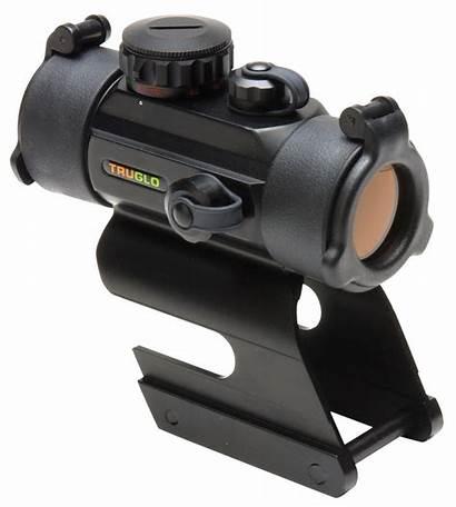 Dot Sight Shotgun Sights Truglo Mount Target
