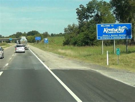 interstate highway system cross well know exit playbuzz roads county kentucky