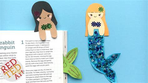 kawaii mermaid bookmark ideas cutest hug  book bookmark