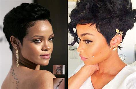 Best 34 Pixie Short Haircuts For Black Women 2018 2019