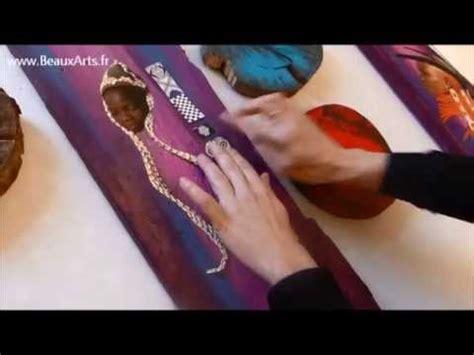 comment faire des collages et des peintures sur des