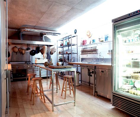 kitchen restaurant industrial style kitchens home design and decor reviews Industrial