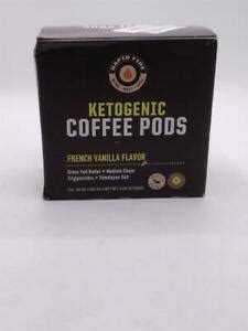 It features a ketogenic blend that contains. Rapid Fire Ketogenic Coffee Pods French Vanilla 16ct | eBay