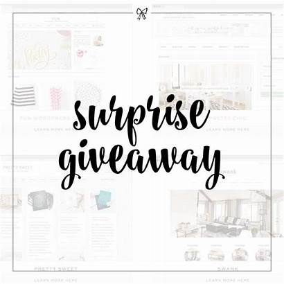 Giveaway Instagram Surprise Email
