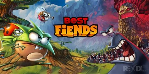fiends  apk mod game  android
