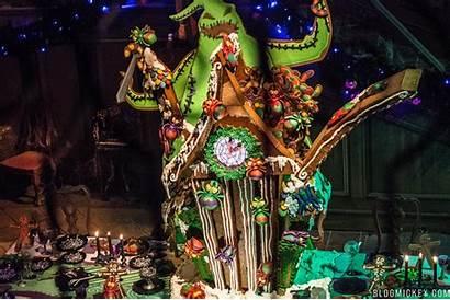 Haunted Mansion Holiday Disneyland Ride Through