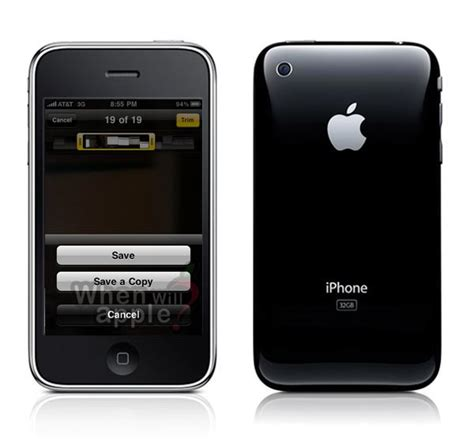 iphone os iphone os 3 1 new features