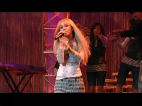 Hannah Montana Live Truefriend Youtube