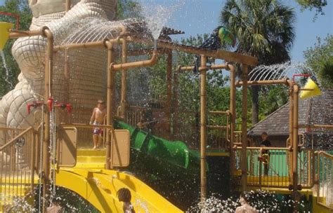 Louisiana Water Parks And Playgrounds