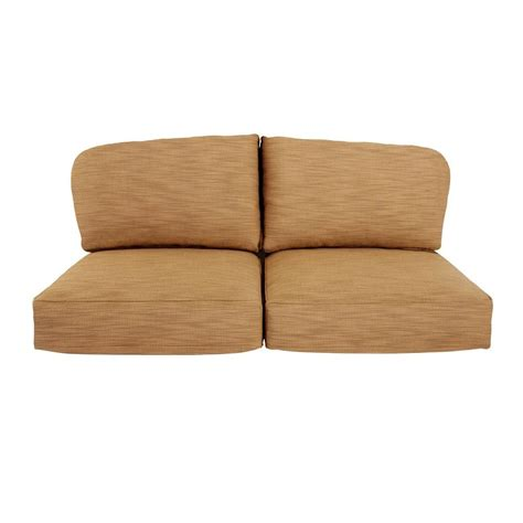 brown northshore replacement outdoor loveseat
