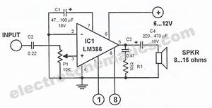 Schematic Circuit Diagram Intercom Pdf