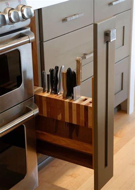 tips  hidden kitchen storage