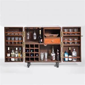 Colonial, Portable, Home, Bar, By, I, Love, Retro