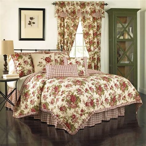 shop waverly norfolk bed set the home decorating company