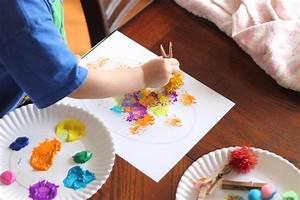 Malen Mit Kindern : basteln mit kindern unter 3 jahren reative ideen zu jeder jahreszeit ~ Markanthonyermac.com Haus und Dekorationen