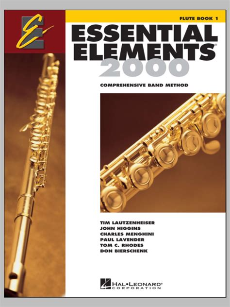 essential elements flute 2000 sheet music song method