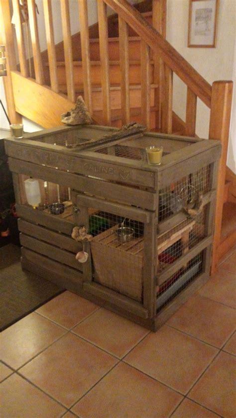 articles similaires 224 cage 224 lapin de type cabane en bois