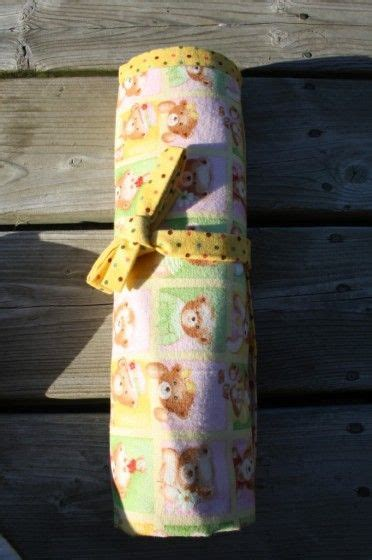 extra large reversible receiving blankets tutorial