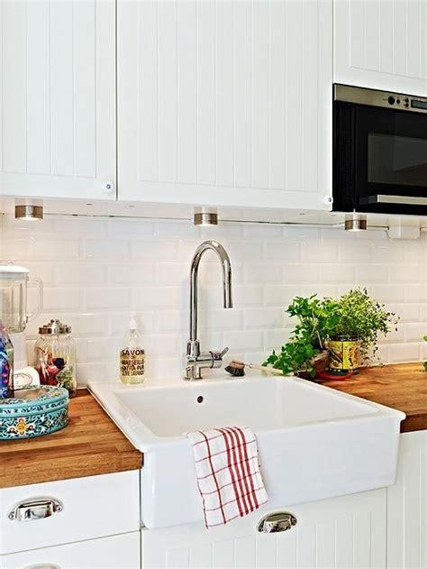 sink ikea kitchen ikea kitchen white craftsman cabinets butcher block 2263
