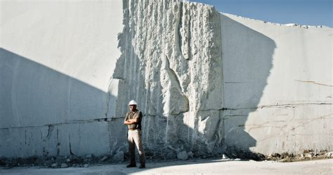how a granite quarry made mount airy before