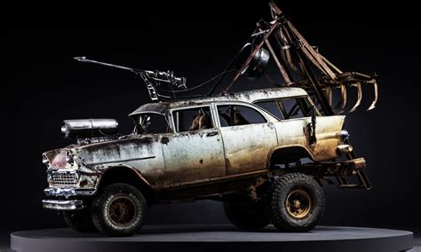Mad Max Cars Without The Dirt