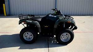 Review  2013 Arctic Cat 450 I 4x4 In Green