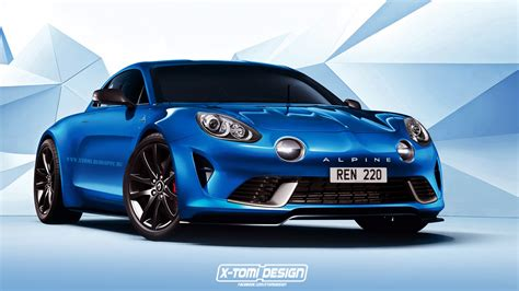 Alpine Sports Car Not Arriving Before 2017 - GTspirit