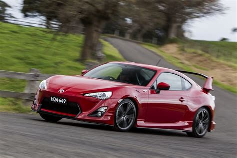 Toyota Cars  News Aero Kit For 86 Gts