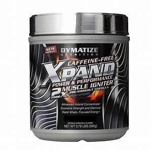 Xpand Pre Workout