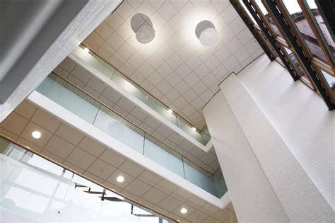 Tyneside Foyer by Home Harrow Consulting Chartered Building Surveyors