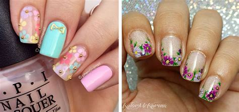 15 Gel French Pink Nail Art Designs & Ideas 2016