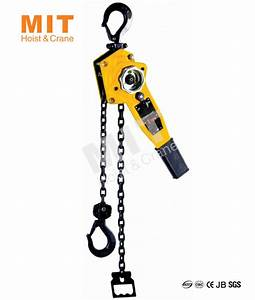 China Manual Chain Hoist Photos  U0026 Pictures