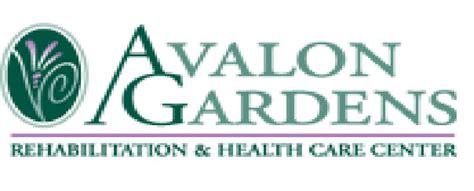 avalon gardens rehabilitation and healthcare center