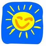 Weather Icon Icons Sun Ico Happy Iphone