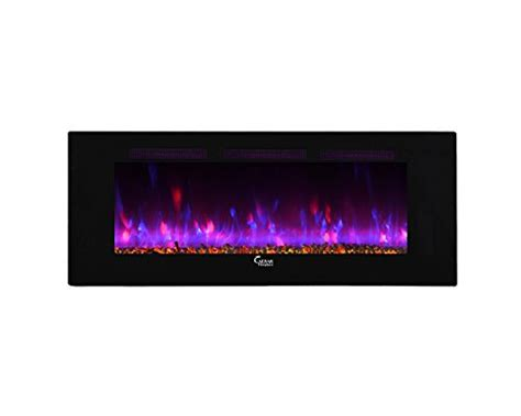 top    standing electric led fireplaces reviews