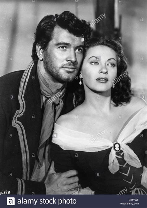 jean pierre aumont spouse la belle espionne sea devils year 1953 usa rock hudson