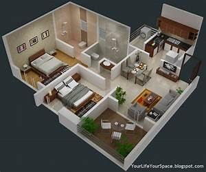 Your life your space gini bellina dhanori lohegaon road for Interior ideas for 2 bhk flat