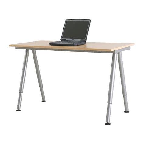 Ikea Desk Legs Height by Ikea Galant Electric Height Adjustable Desk Nazarm