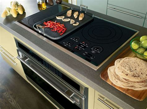 wolf ctes   smoothtop electric cooktop   heating elements  zones true simmer