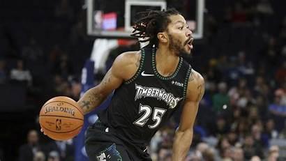 Derrick Rose Wolves Points Career Form Rockets