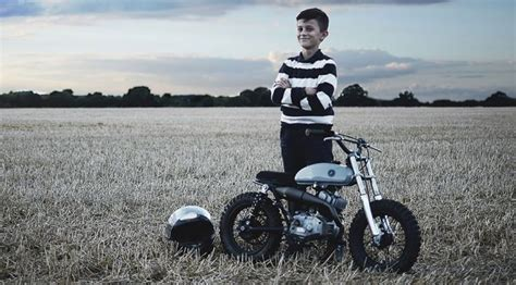 Mini Bikes Are Cute, But This Custom Mini Goes Beyond Cute